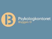 Logo Psykologkontoret, Bryggen 13