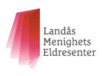 Logo Landås Menighets Eldresenter